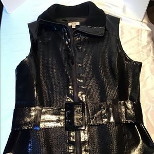 🔥Cache Pat & Leather Vest🔥